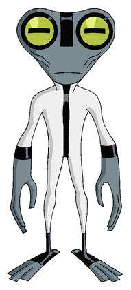 ben 10 ultimate alien grey matter