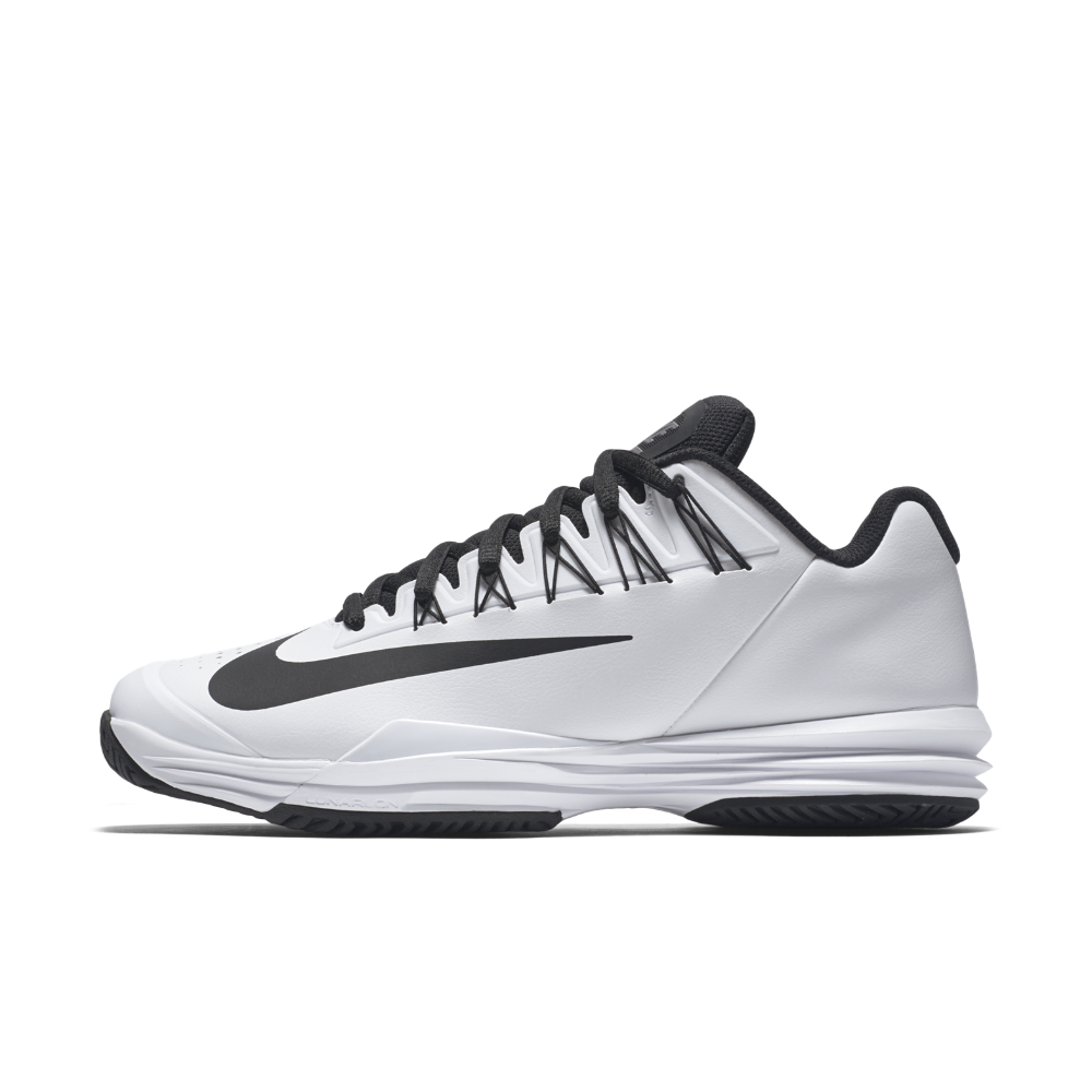 12f34f9d8665 Nike NikeCourt Lunar Ballistec 1.5 Men s Tennis Shoe Size 14 (White) -  Clearance Sale