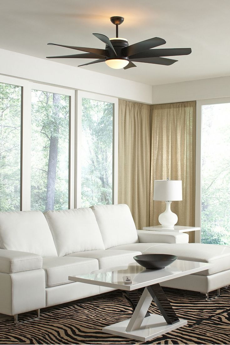 Turbine Collection By The Monte Carlo Fan Company Living Room Ceiling Fan Living Room Fans Dining Room Ceiling Fan
