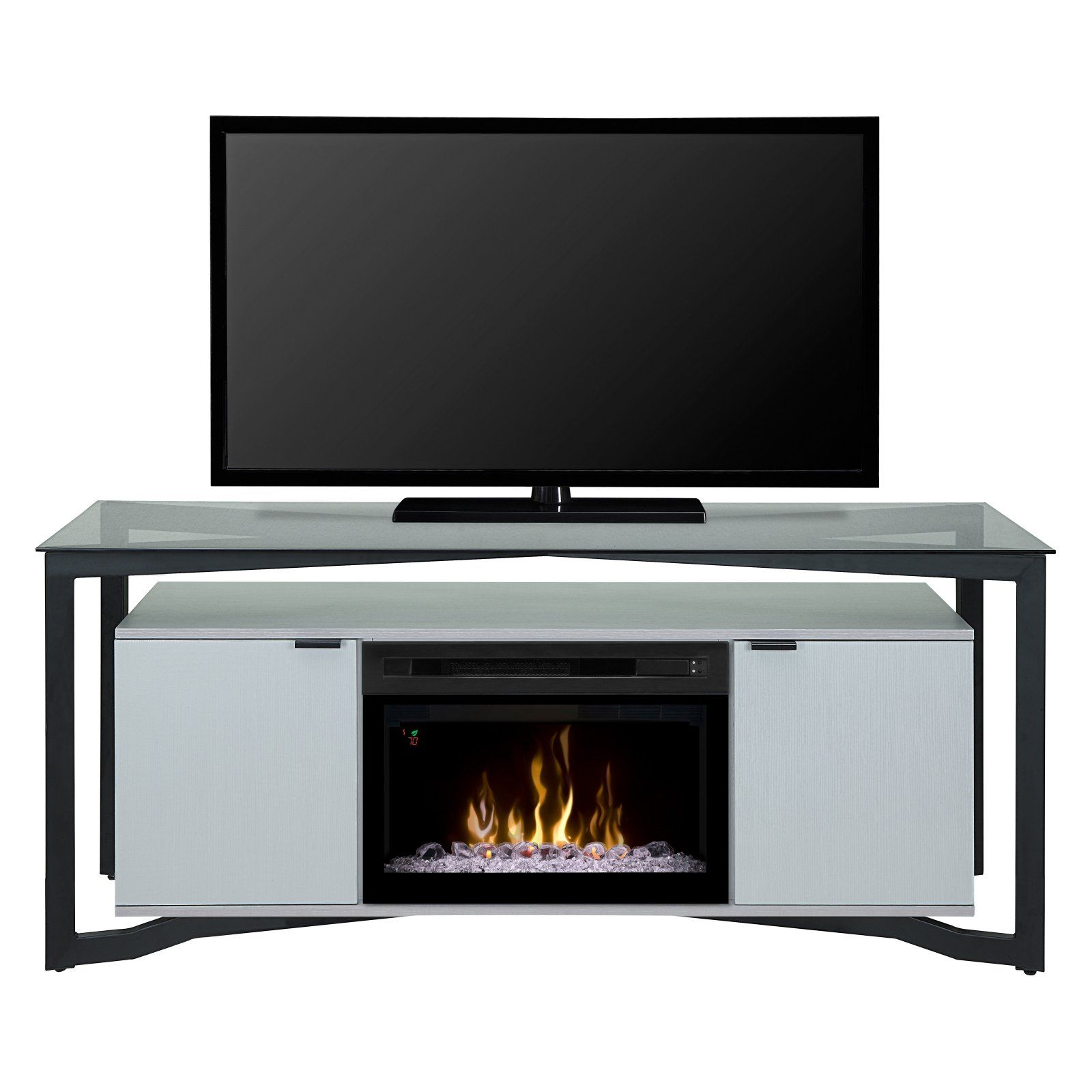 Dimplex Christian Electric Fireplace Tv Stand Fireplace Tv Stand