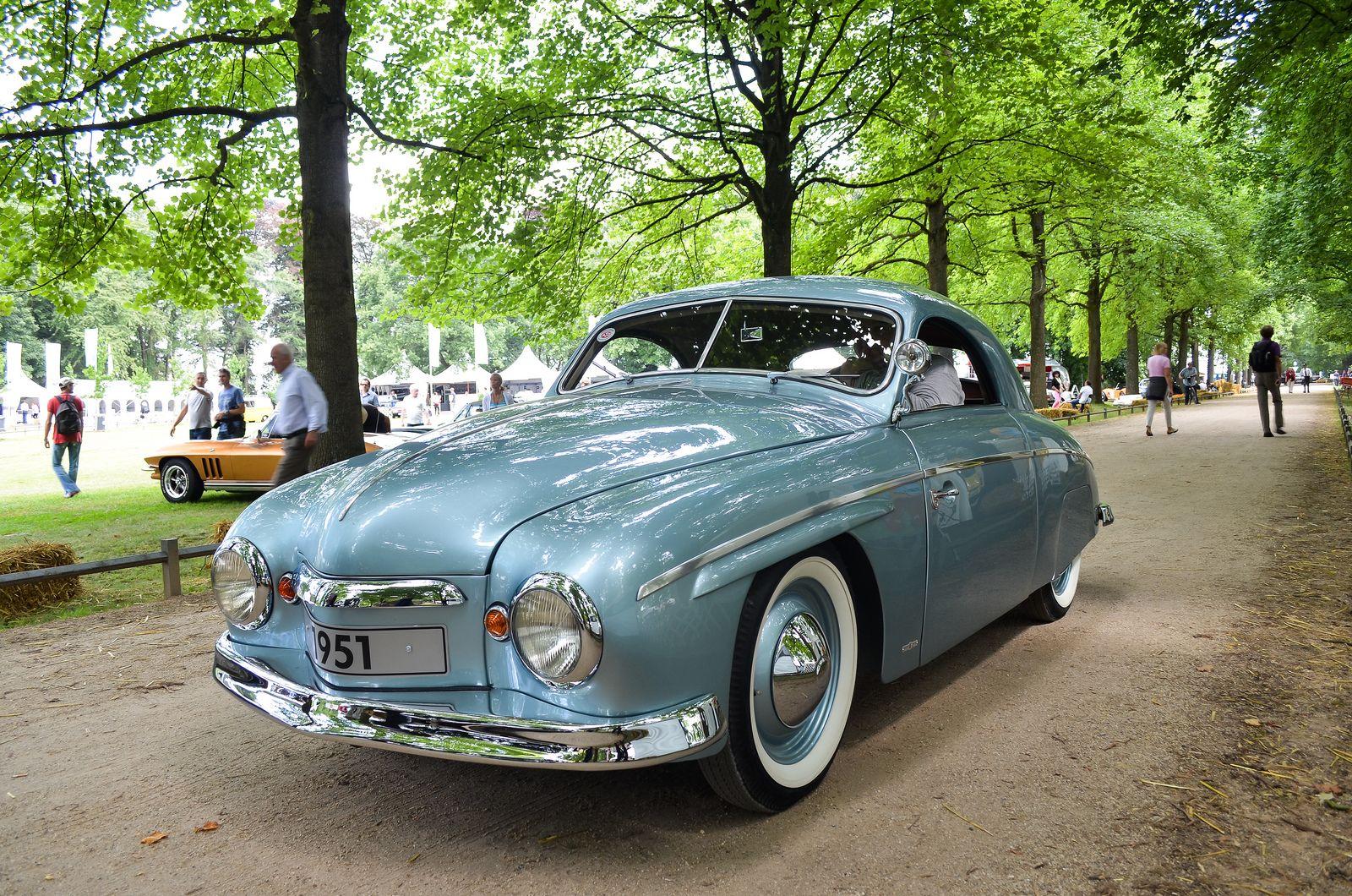 Volkswagen Rometsch Beeskow Sport Coupe 1951 Volkswagen