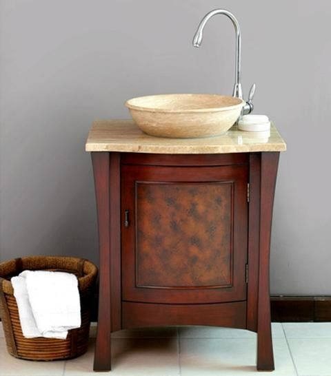 Awesome Cherry Finish Medicine Cabinet