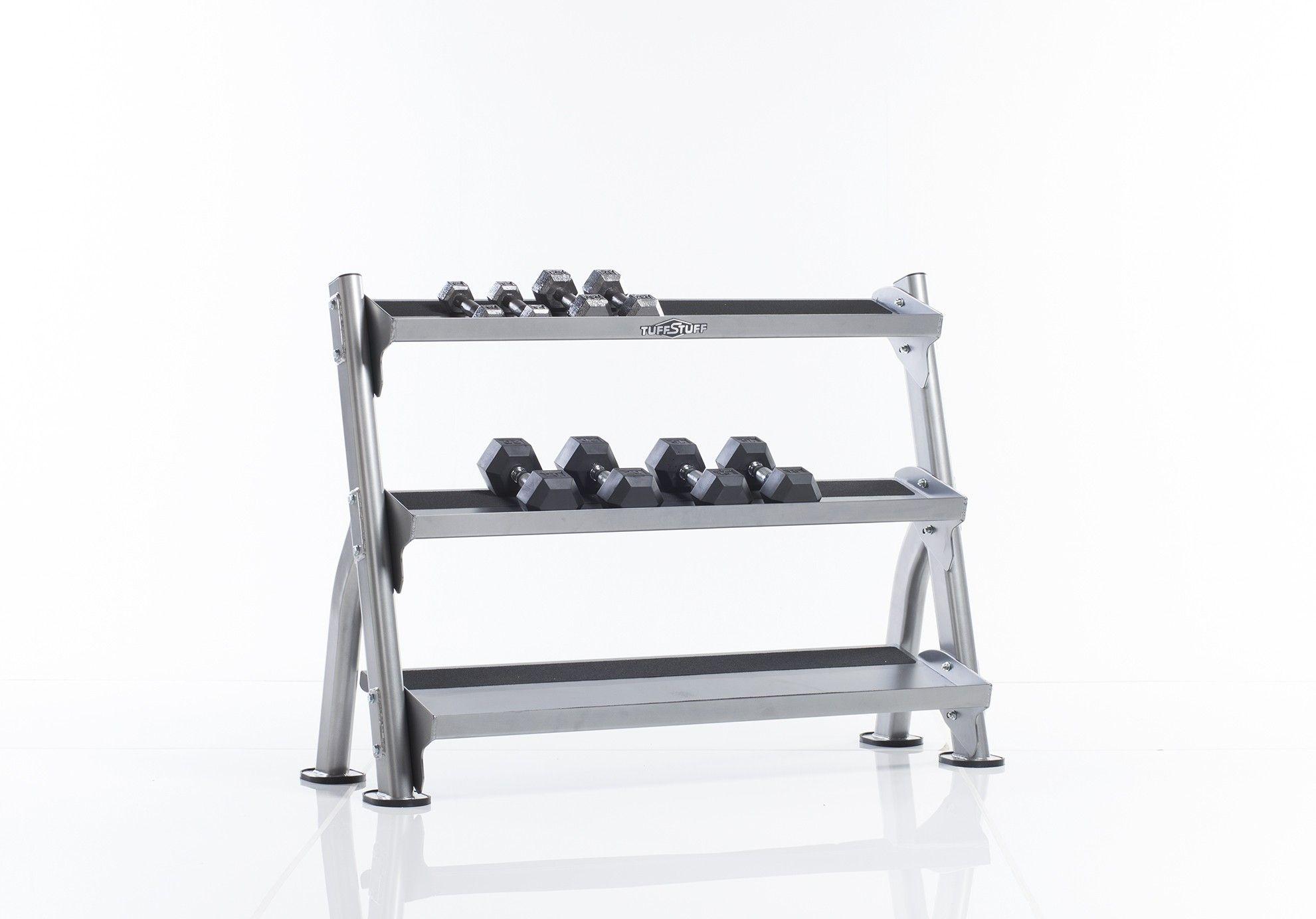 Equipment tuffstuff cdr 300 dumbbell rack dumbbell rack