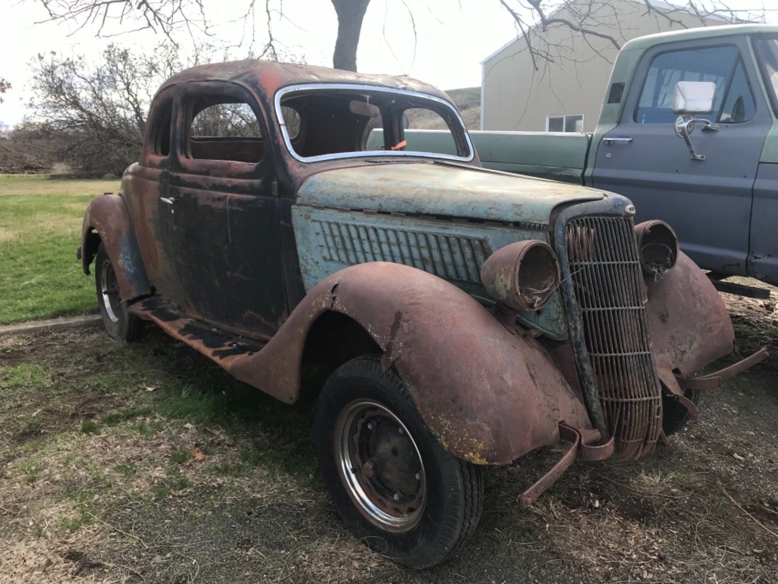 rat rod 1936 Ford project | Project cars for sale | Pinterest | Rats ...