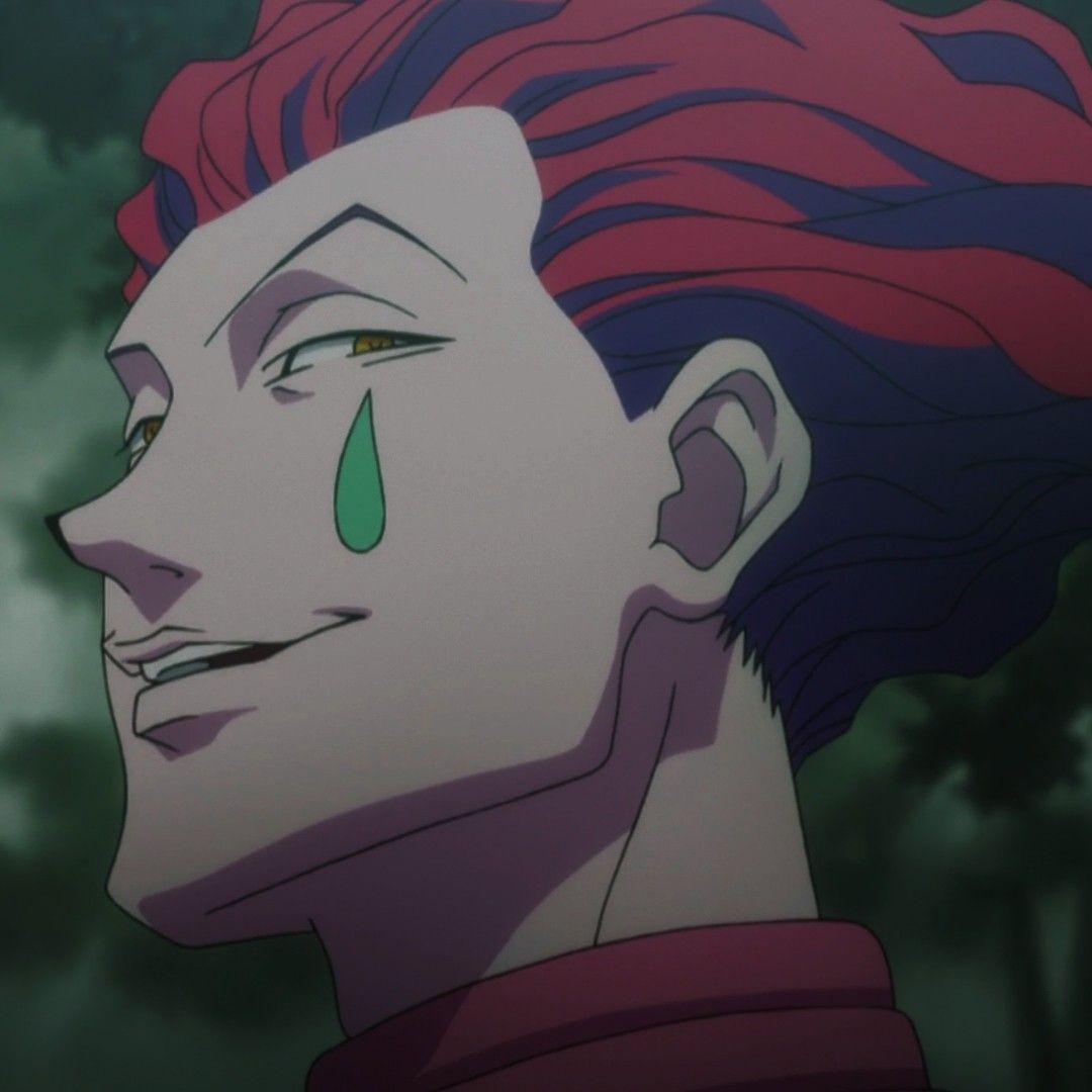 Hisoka Hisoka Hunter Anime Anime