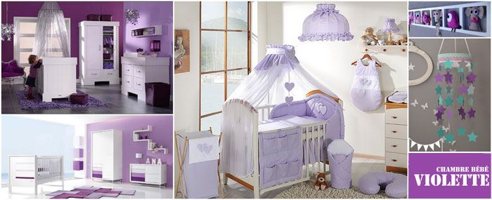 Awesome Chambre Fille Parme Et Blanc Contemporary - lalawgroup.us ...