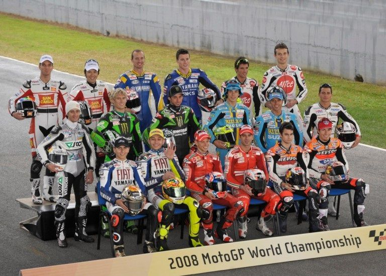 2008 Motogp World Championship Motogp Fiat