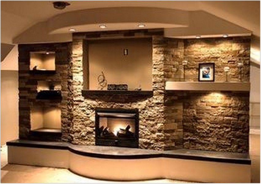 30 Spectacular Fireplace Decor Ideas And Fireplace Design Tips 19 Dreamsscape Home Remodeling House Home