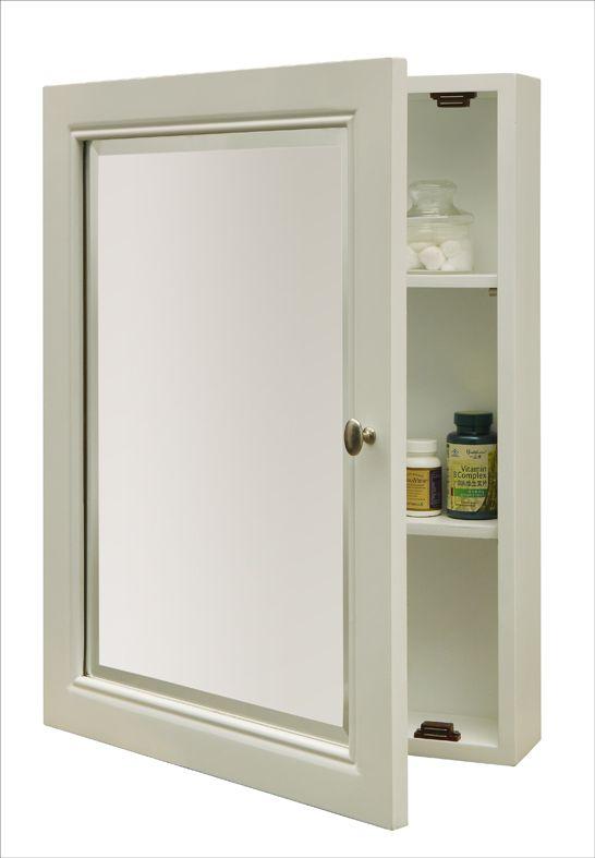 13 Inspiring White Bathroom Medicine Cabinet With Mirror Pic Idea
