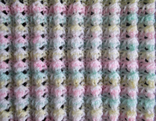 Little Surprise Baby Blanket Pattern Surprise Baby Blanket And