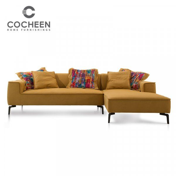 China Good Quality Italy Design Simple Sectional Sofa ...