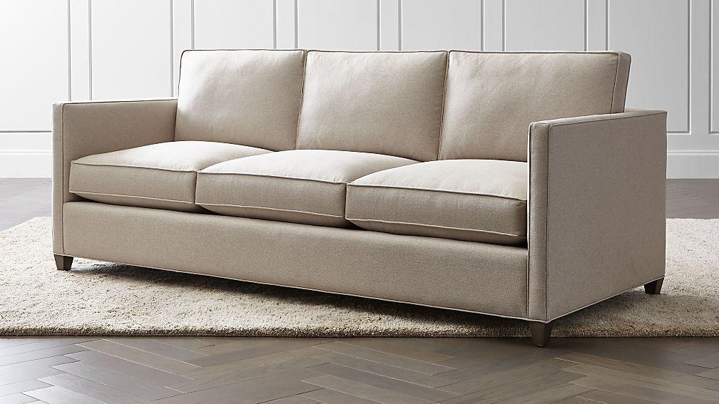 Dryden 3 Seat Queen Sleeper Sofa With Air Mattress Reviews