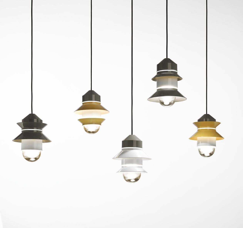Santorini lamp
