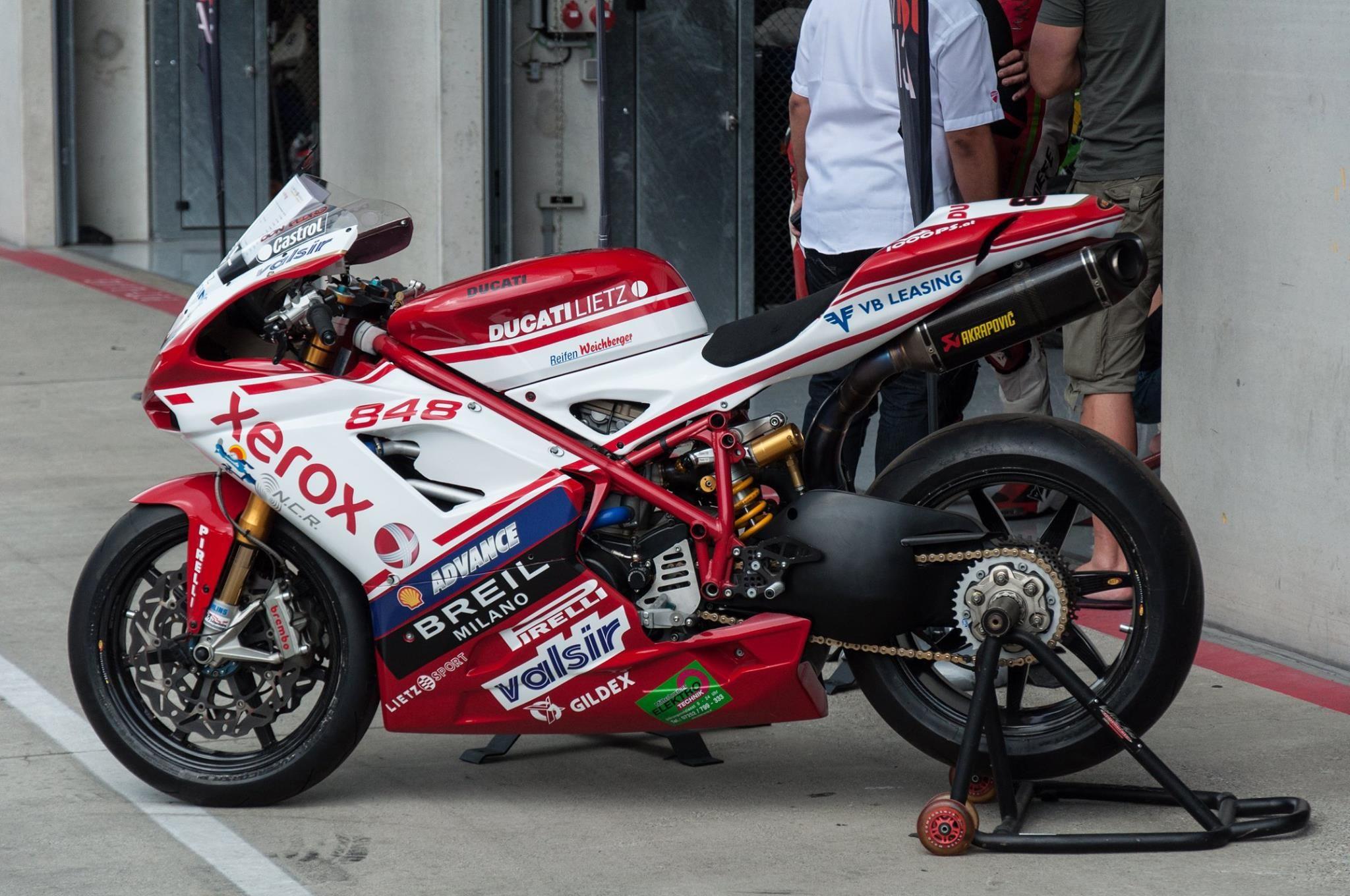 Very Good Looking 1198 Race Bike Dmbc Fb Like The Idea Of
