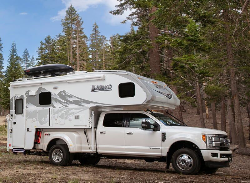 Tcm Exclusive 2019 Lance Camper Updates Slide In Truck Campers