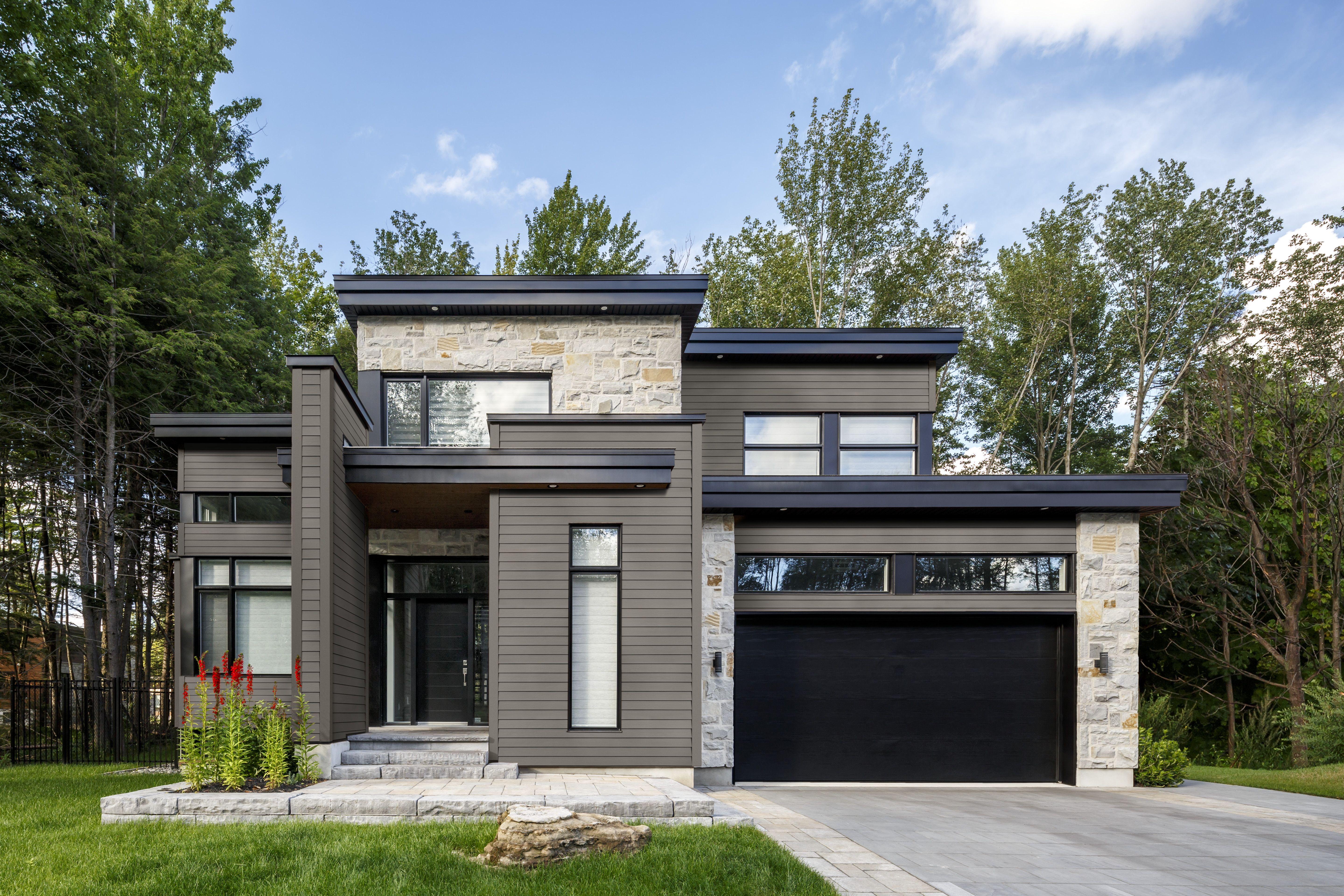 Fibrociment james hardie home in 2019 james hardie - Best exterior paint for hardiplank siding ...