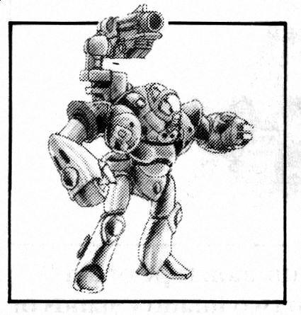 Castellan-class Robot