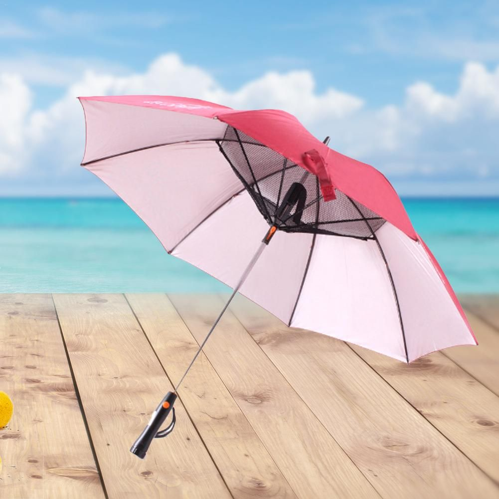 Best UV Sun Outdoor Umbrella With Personal Battery