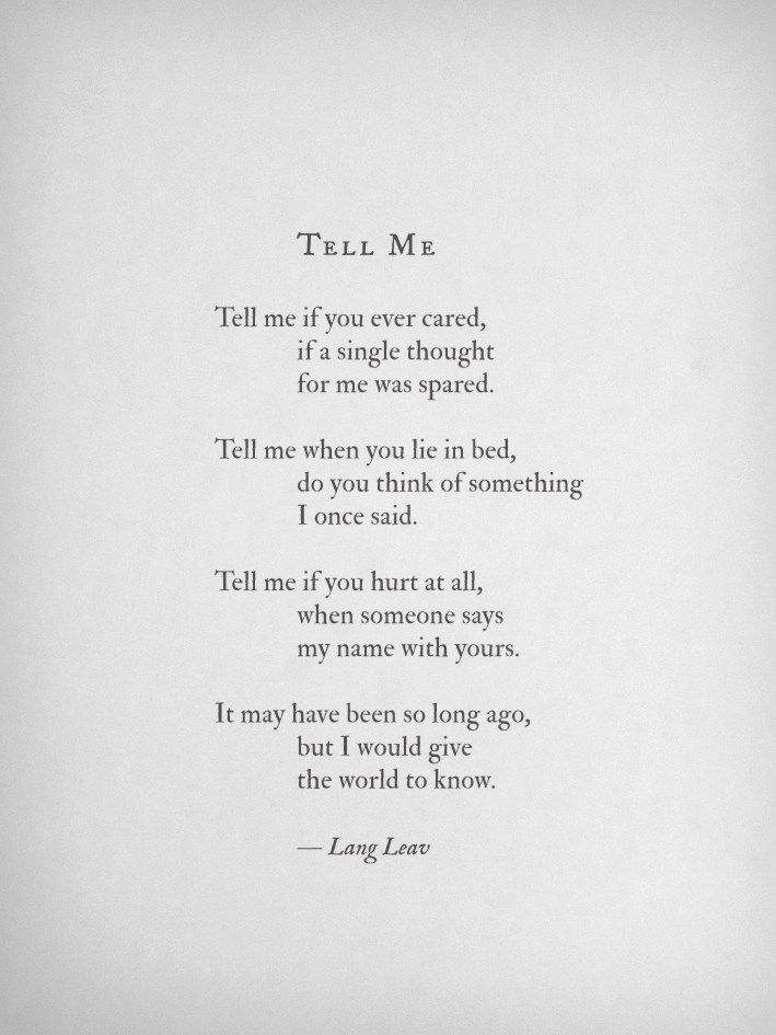 """""""Tell me if you hurt at all, when someone says my name with yours."""" God knows I cringe at the sound of it, along with the ache that disturbs my heart."""