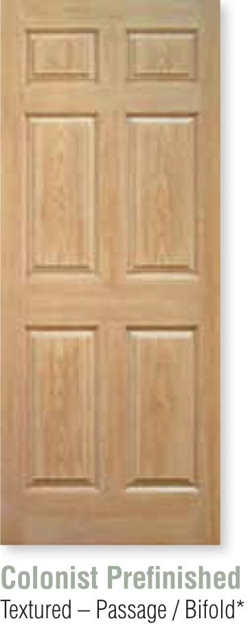Colonist Prefinished Door Molding Lynden Residential Doors