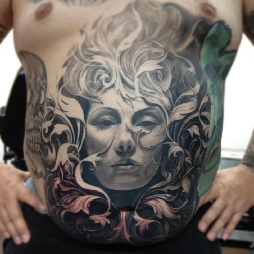 Artist carlos torres will be working at the london tattoo