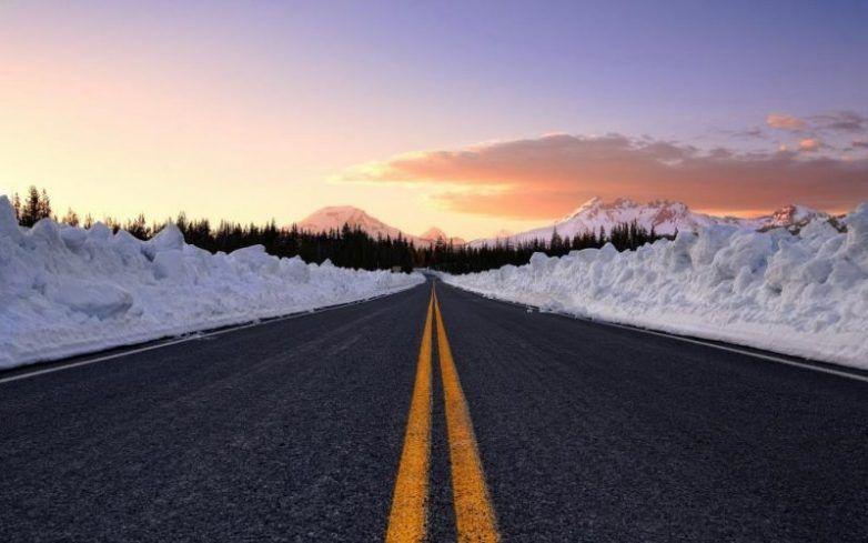 В Израиле научили дороги самостоятельно очищаться от снега ...