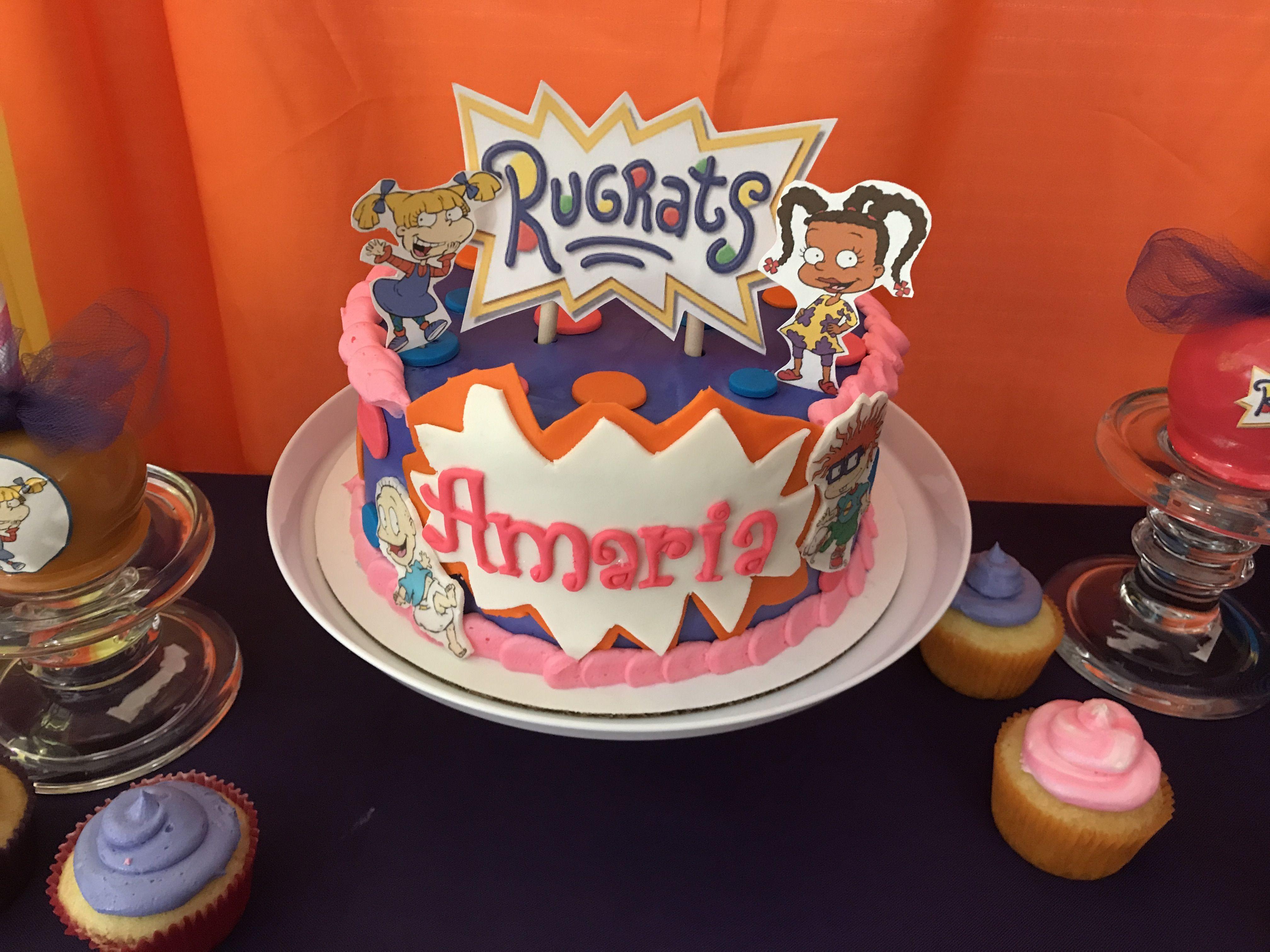 Fantastic Pin By Go Patty On Rugrats Girls 3Rd Birthday Baby Birthday Funny Birthday Cards Online Necthendildamsfinfo