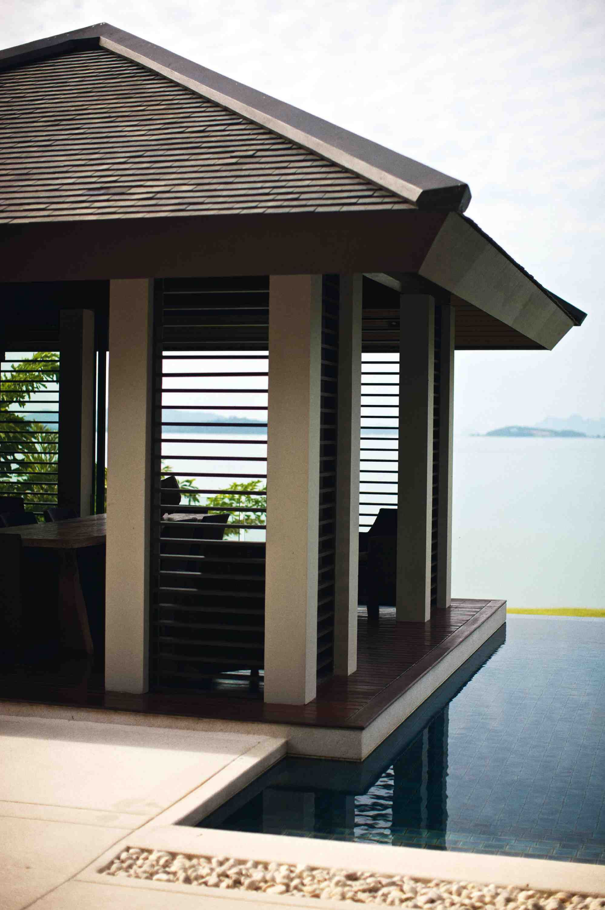Thailand Private Residence Eric Kuster photo s by Paul Barbera