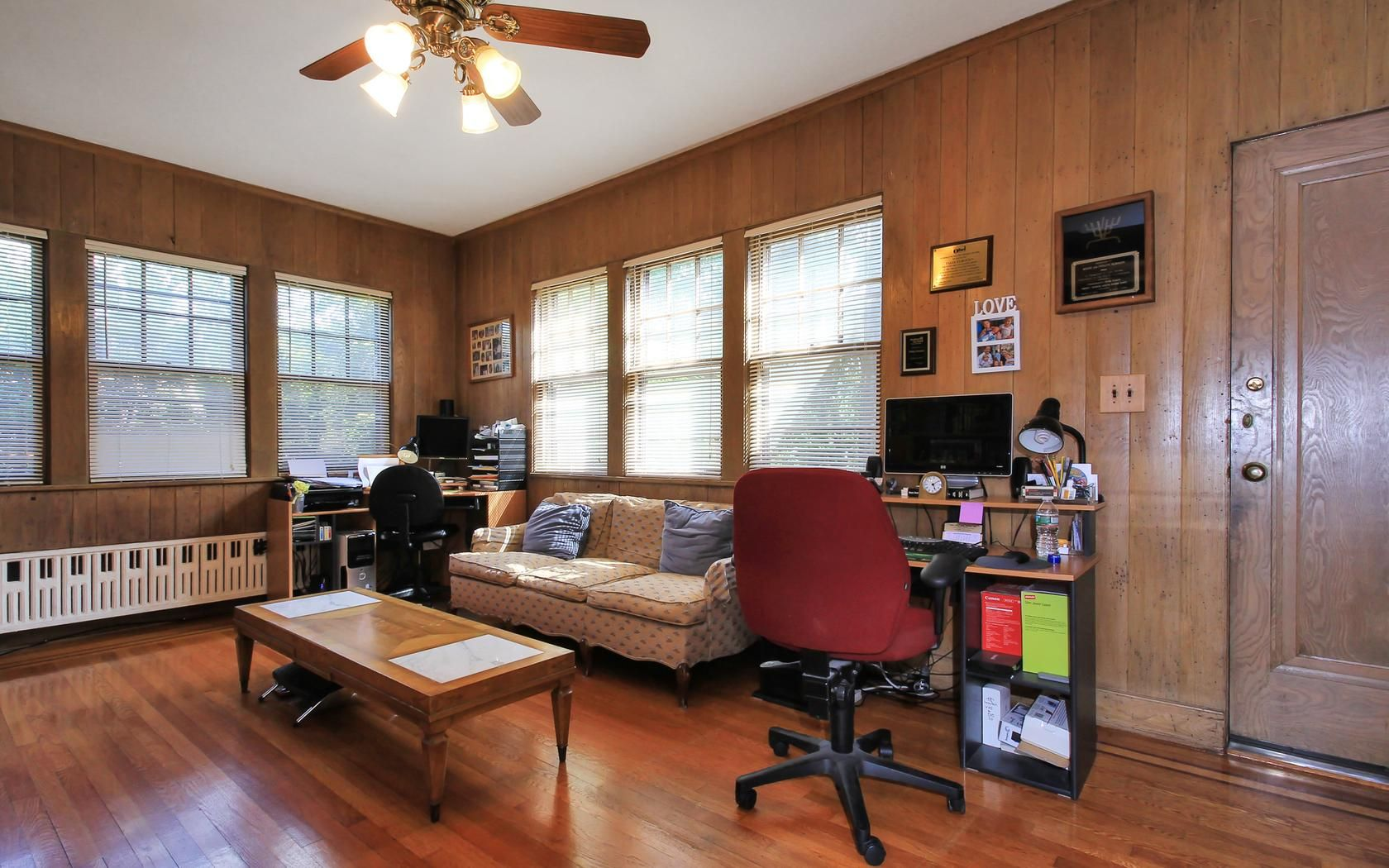 Office, Study, Lounge, Family Room, Interiors | 66 Cherry Ln ...