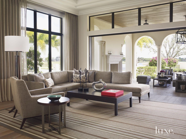 A Contemporary Mediterranean Inspired Delray Beach Home