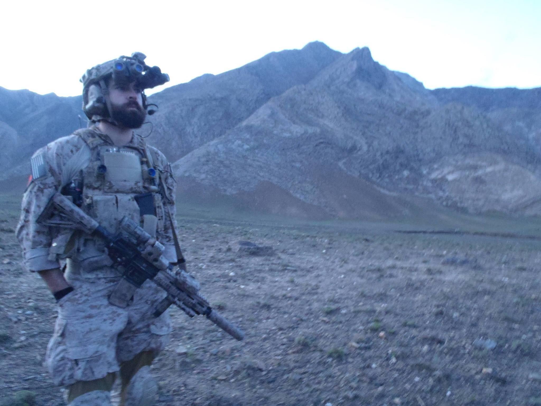 brett shady shadle of the u s navy seal team six devgru member
