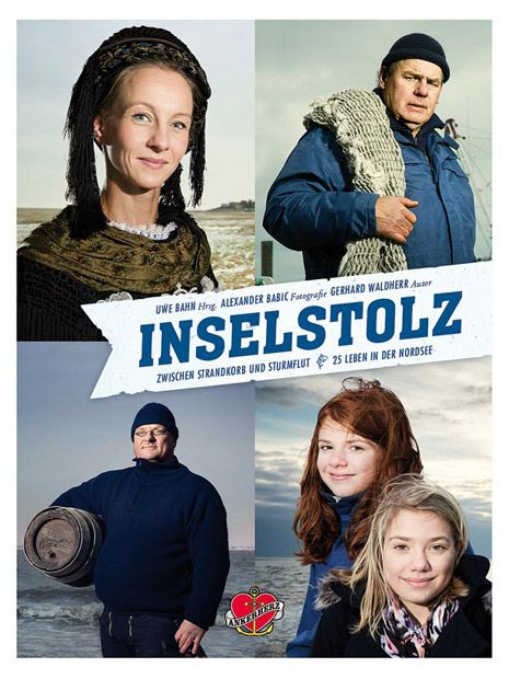 """Hardcover """"Inselstolz"""""""