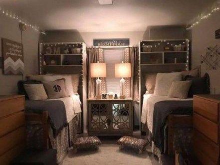 40 Cute Girl Dorm Room Design Ideas To Copy This Season Dorm Room Organizations Copy cute Design Dorm Girl Ideas Room Season #cutedormrooms