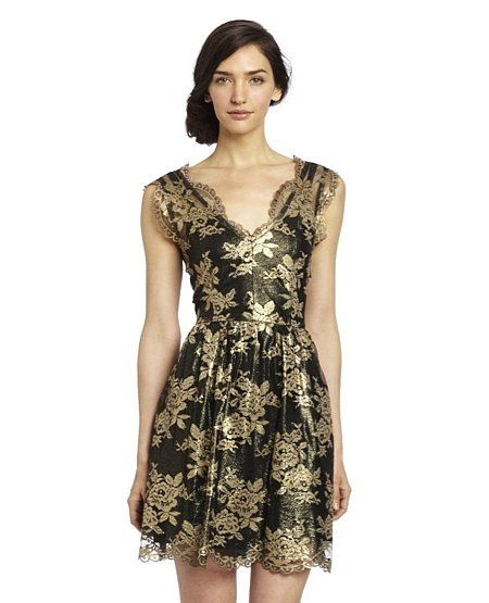 5c1cc1d31dcc1 Black and gold dress | Show Your Black and Gold! in 2019 | Dresses ...