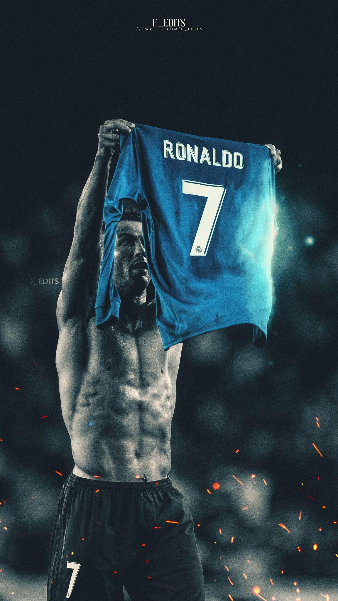 No.7 Cristiano Ronaldo(Portugal) Ronaldo, Cristiano