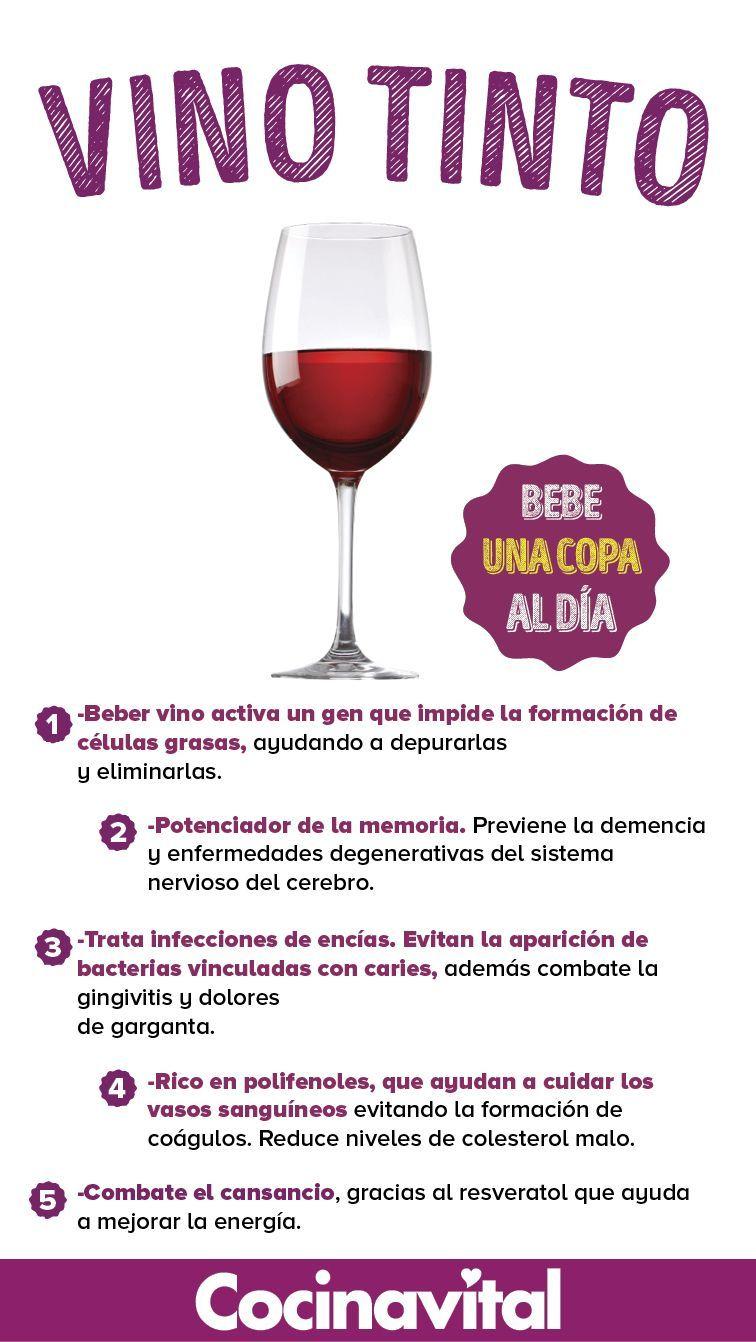 10 Grandes Beneficios Del Vino Tinto Para Tu Salud Cocina Vital Qué Cocinar Hoy Beneficios Del Vino Beneficios Del Vino Tinto Comida Y Vino