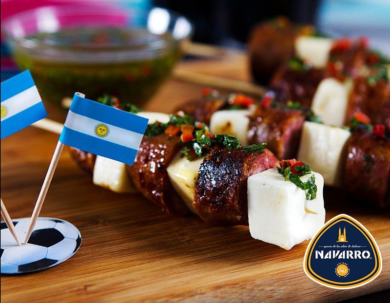 Quesos Navarro - Pincho Argentino