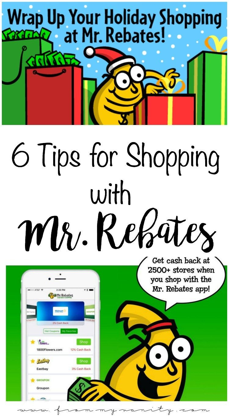 410e83a02072 6 MUST-HAVE Tips to Save Money with Mr. Rebates