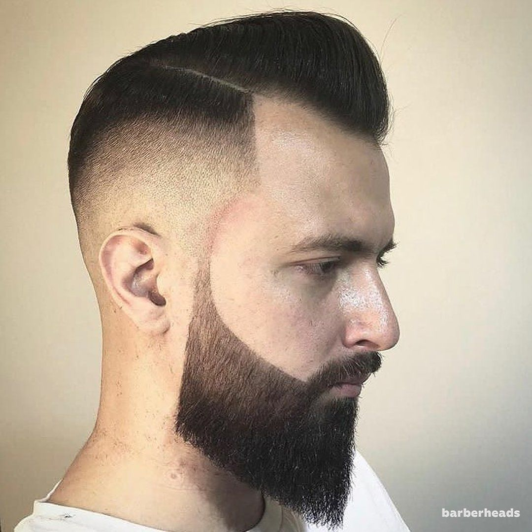 Mens military haircut barber ifthklj barberheads barbershopconnect