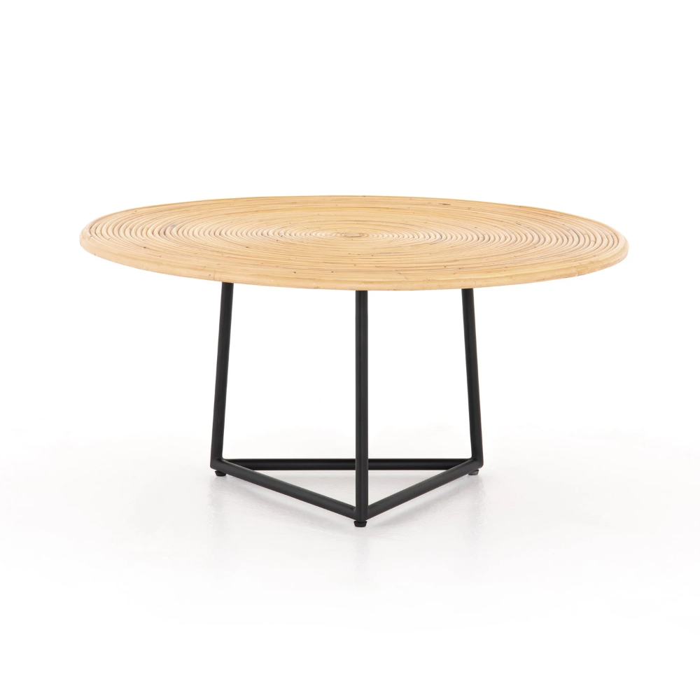 Clover Round Coffee Table Coffee Table Rattan Coffee Table Round Coffee Table [ 1000 x 1000 Pixel ]
