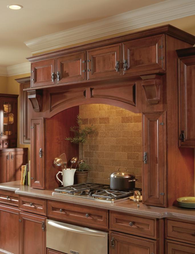 Unique Hearth Cabinets and More