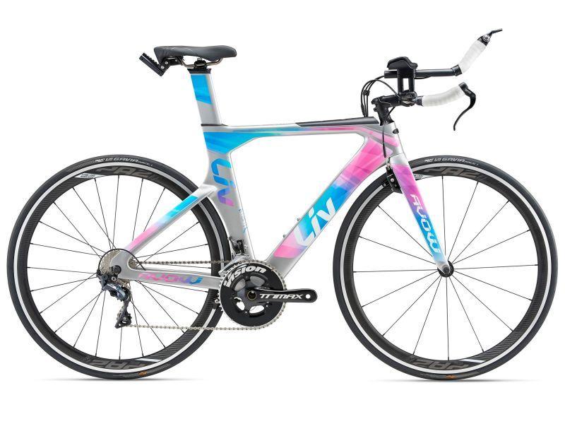 Avow Advanced 2019 Women Triathlon Tt Bike Liv Cycling