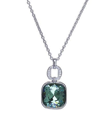 Look what I found on #zulily! Erinite Swarovski® Crystal Pendant Necklace #zulilyfinds