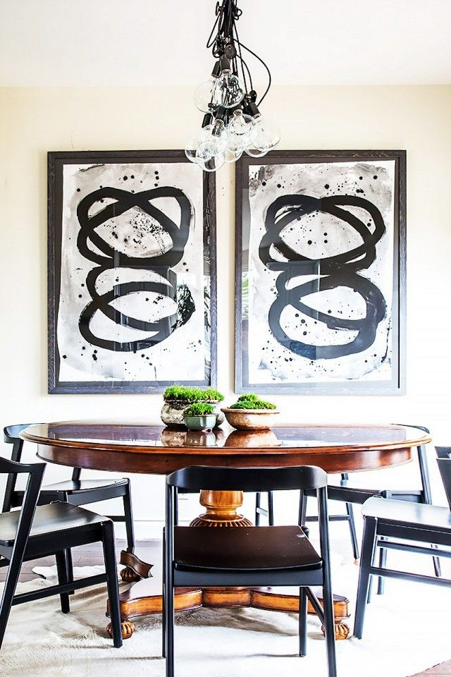 We Re Taking Serious Decor Tips From These Restaurant Dining Rooms Dining Room Contemporary Modern Dining Table Dining Room Decor