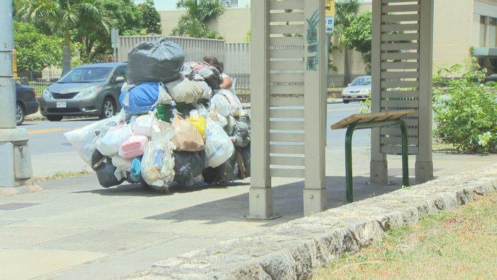 Hawaii Advances Bill To Fine Lying At Bus Stops Hawaii Bus Stop Hawaii Homes