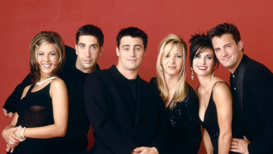 The One Off Friends Reunion Episode Could Lead To A Brand New Series Of The Show Marie Claire In 2021 Friends Reunion New Series Role Models