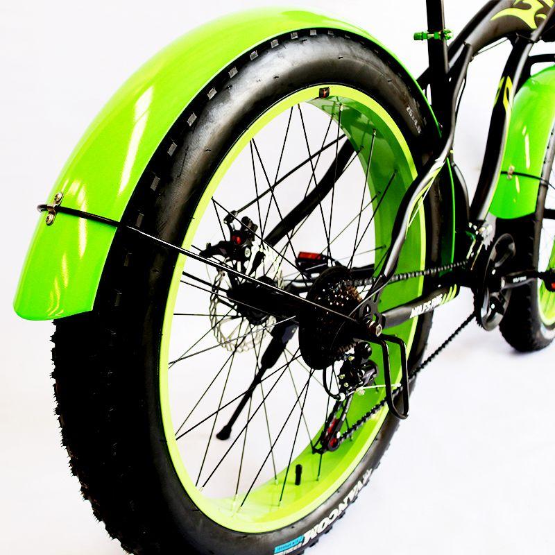 Mountain Bike Front Rear Cycling Accessories Mudguard Wheel Wings Fenders