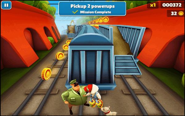 تنزيل صب واي سيرفرس Free Games Subway Park Slide