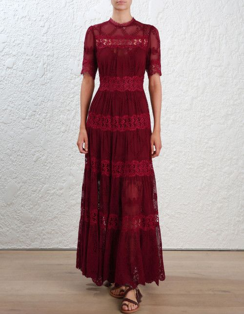 630a9d00594 Curacao Embroidered Dress