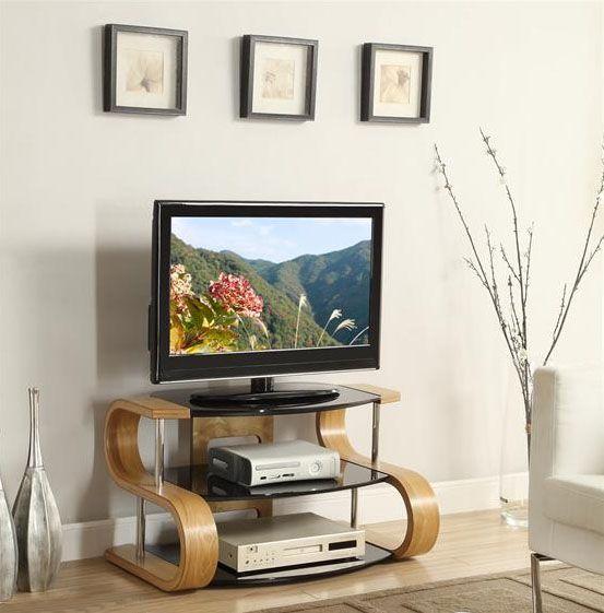 Meuble HIFI Contreplaqué Plaquage Chªne Ce magnifique meuble en vrai
